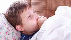 Кашель у дітей різного віку: симптоматика і лікування