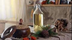 Кедрова олія. Застосування