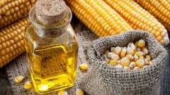 Кукурудзяна олія. Користь і шкода