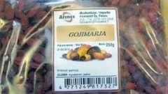 Купити ягоди годжі в фінляндії: лікуємо сухий кашель
