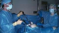 Лапароскопічна операція пахової грижі і її особливості