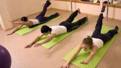 Лікувальна гімнастика при грижі хребта