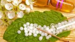Лікування аденоїдів гомеопатичними засобами