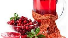 Лікування циститу журавлиною
