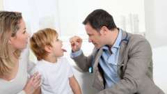 Лікування фарингіту в дитячому віці