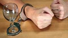 Лікування від алкоголізму