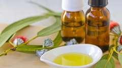 Лікуємо горло ефірними маслами евкаліпта