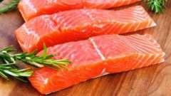 Лосось: корисні властивості, правила вживання. Рецепти, як правильно вживати лосось
