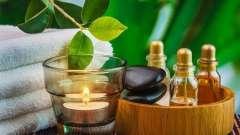 Масло мускатного шавлії в медицині і косметології