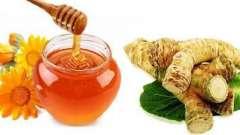 Рецепт приготування хрону з медом і дію на організм