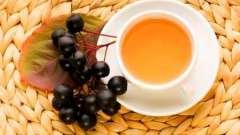 Мед і чорноплідна горобина - кращий засіб для підвищення тиску і гемоглобіну!