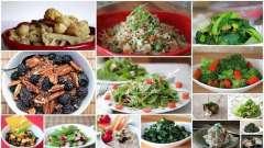 Меню при цукровому діабеті на тиждень: харчування і рецепти страв