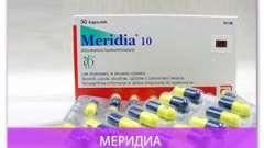 Меридіа - мій відгук після застосування