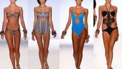 Модні купальники 2013: соковиті джунглі, актуальне ретро і багато іншого.