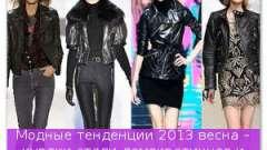 Модні тенденції 2013 весна - куртки стали демократичнішими і вільніше