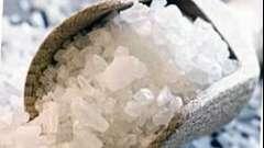 Морська сіль від прищів - всі секрети застосування