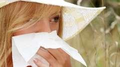 Чи може бути температура при алергії?