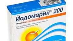 Чи можна пити під час вагітності препарат йодомарін