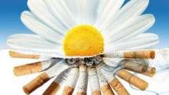 Болісні думи про те як кинути палити - народні засоби допоможуть в цьому