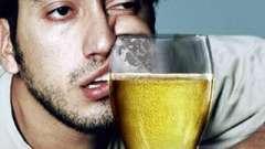 Народні способи кинути пити.