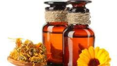 Настоянка календули - ефективний засіб від прищів