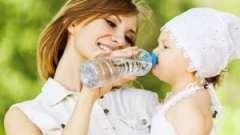 Зневоднення організму у дітей. Симптоми і лікування