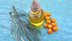Масло обліпихи позбавить від болю в горлі