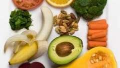 Основний елемент: калій в продуктах харчування