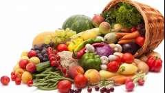Основні принципи дієти при хворобах нирок