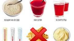 Основні принципи дієти при загостренні панкреатиту