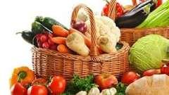 Особливості дієти при припливах у жінок