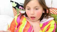 Особливості фолікулярної ангіни у дітей