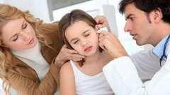 Отит. Лікування в домашніх умовах