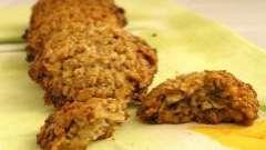 Печиво для схуднення: рецепти
