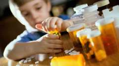 Пірантел (таблетки) для дітей