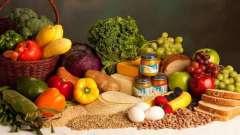 Харчування при цукровому діабеті 2 типу (зразкове меню, страви, рецепти)
