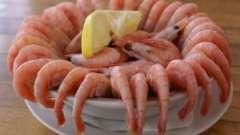 Корисні властивості креветок. Як правильно вживати креветки в їжу?