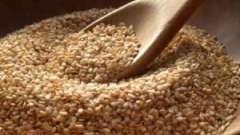 Корисні властивості насіння кунжуту