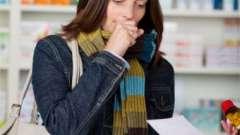 Правила лікування кашлю при фарингіті
