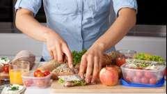 Правила харчування при простатиті