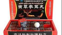 Препарати для підвищення чоловічої потенції з китаю