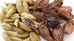 Застосування зерен кардамону в кулінарії і медицині