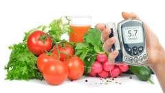Принципи дієти при діабеті