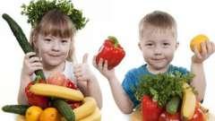 Продукти, що підвищують імунітет дитини