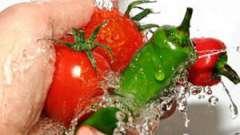 Профілактика харчових отруєнь