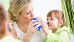 Промивання носа при гаймориті