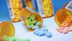 Противірусні препарати від застуди
