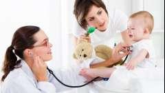 Розпізнавання і лікування ротавірусної інфекції у грудничка