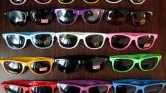 Ray ban - окуляри, які я вибрала