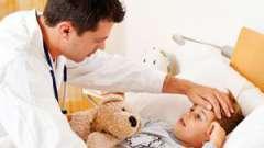 Дитина захворіла на грип. Що робити?